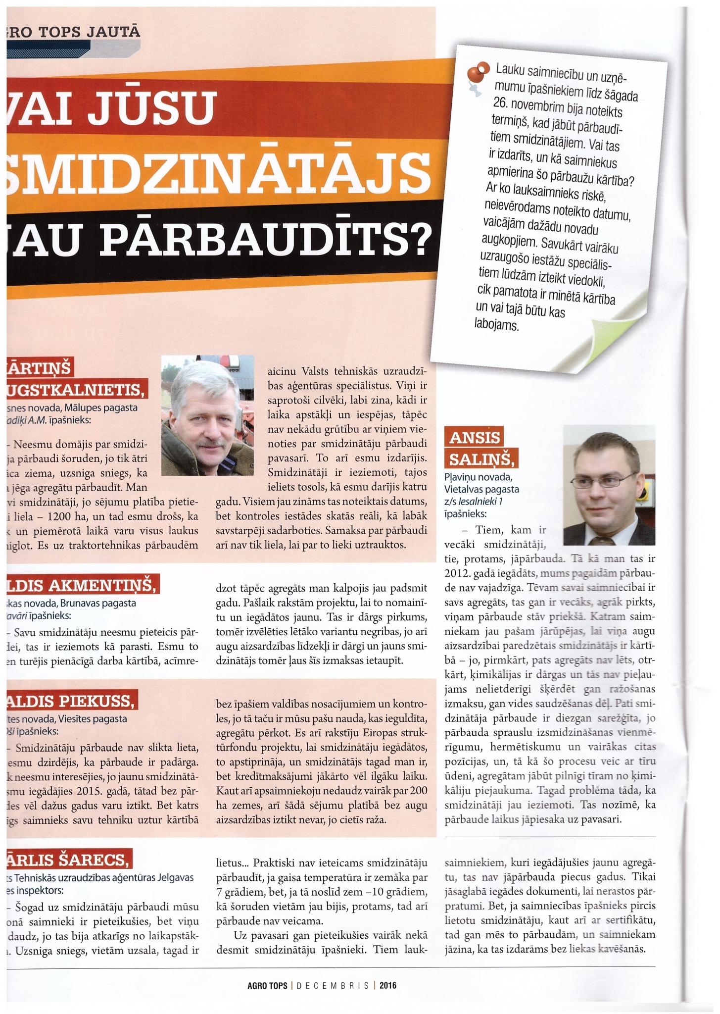 """Rakstiņš par konferenci """"Jaunais lauksaimnieks Latvijā"""""""