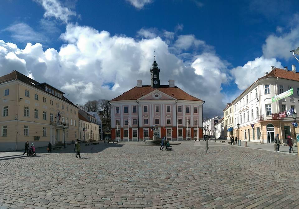 Pieredzes apmaiņas brauciens uz Igauniju, 2016.gada 21.-22.aprīlis, Tartu
