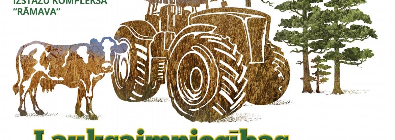 """Biznesa izstāde """"Lauksaimniecības un meža tehnika 2020"""". Aicinām uz tikšanos!"""