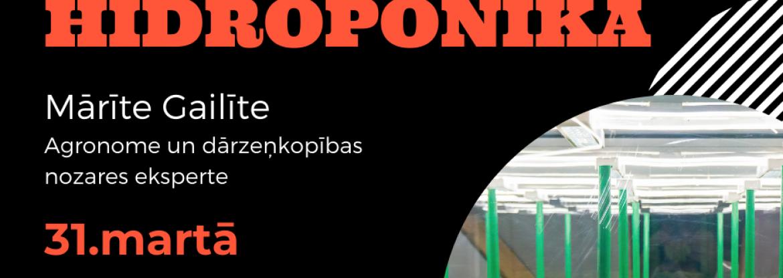 Hidroponikas seminārs