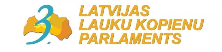 3. Latvijas lauku kopienu parlamenta programma