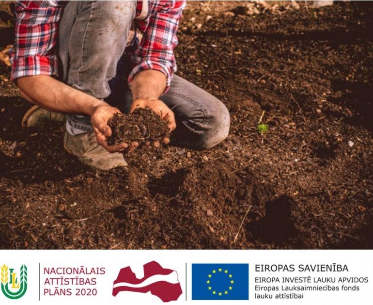Bioloģiskās lauksaimniecības pamati Krimuldā