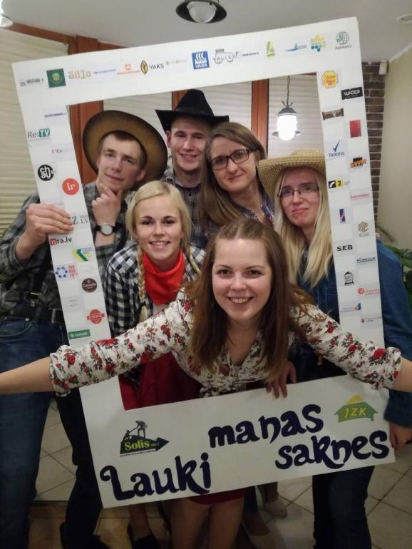 Iedvesmas epicentrs lauku jaunieši  šogad – Ventspils novads