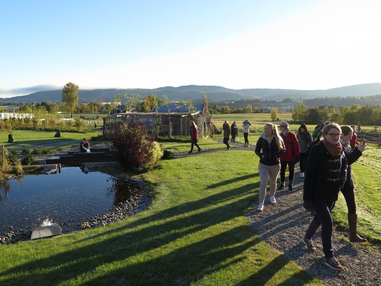 Norisinājies rudens seminārs Norvēģijā