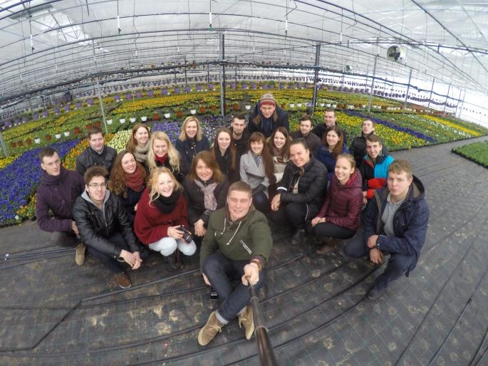Pieredzes brauciens uz Jēkabpils puses saimniecībām
