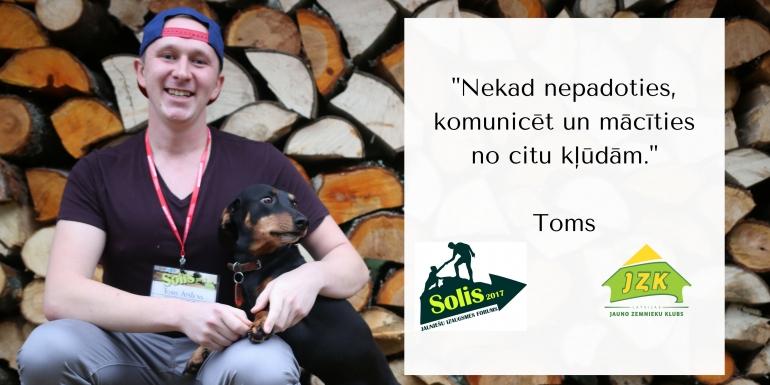 Runā Toms!
