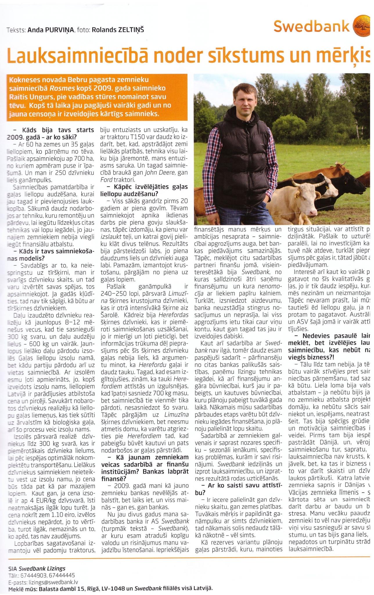 Lauksaimniecībā noder sīkstums un mērķis